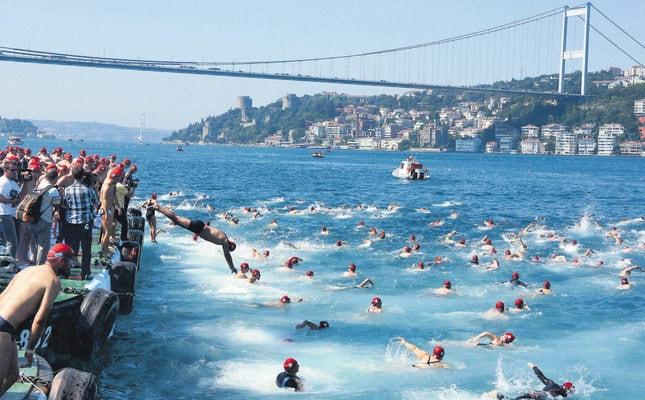 план подготовки к заплыву через Босфор 2018