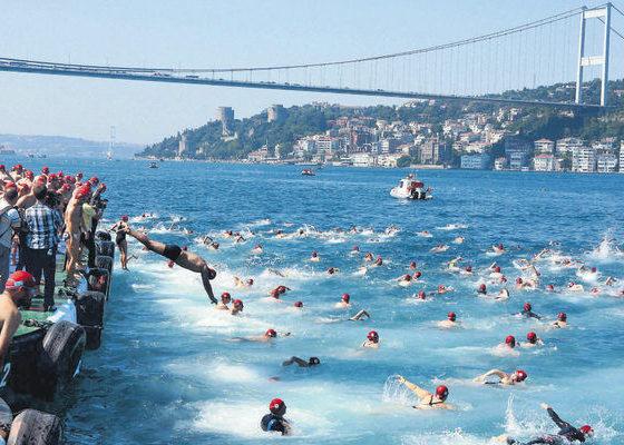 как зарегистрироваться на заплыв через Босфор 2019