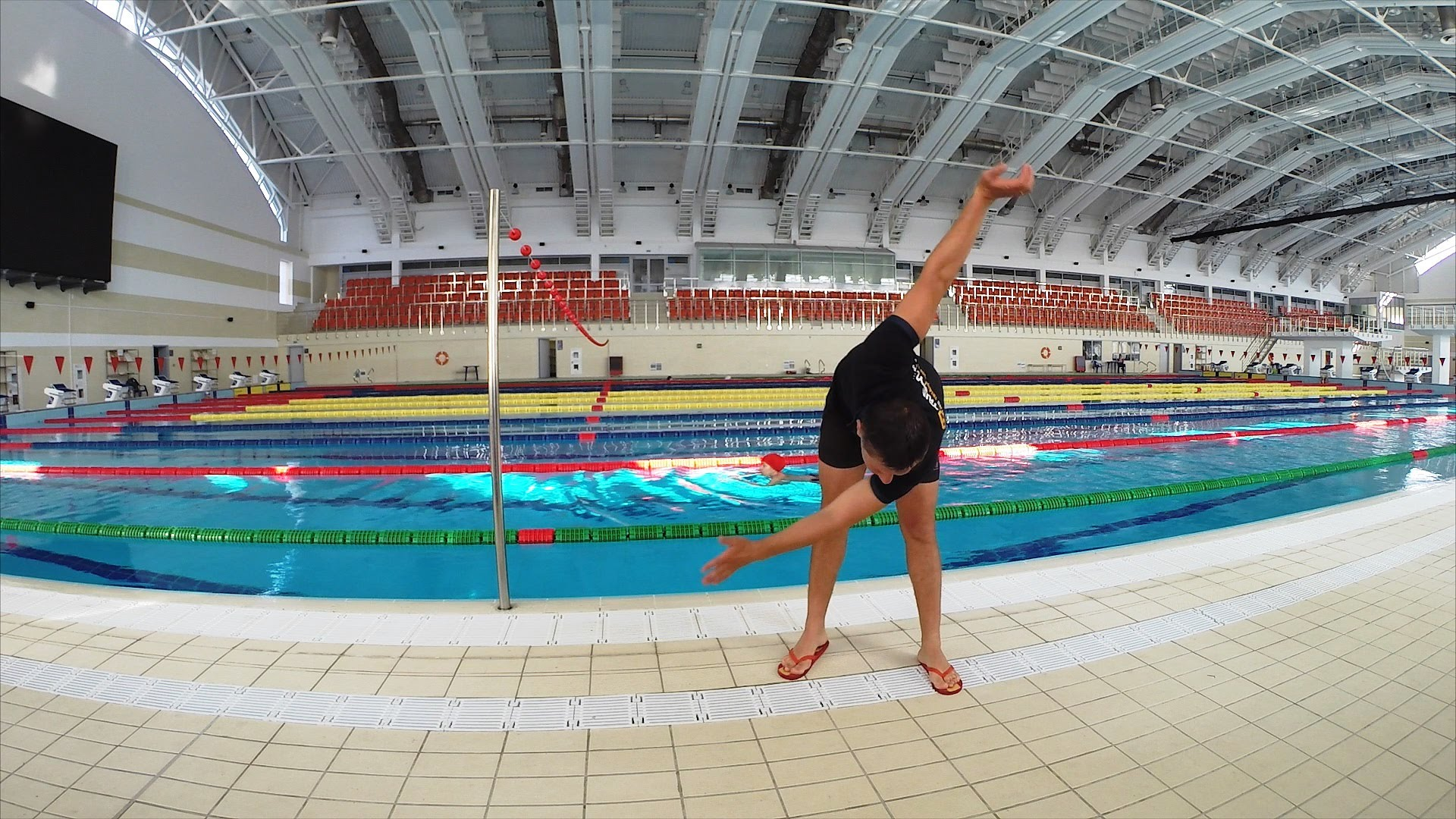 Как настроиться перед соревнованиями по плаванию