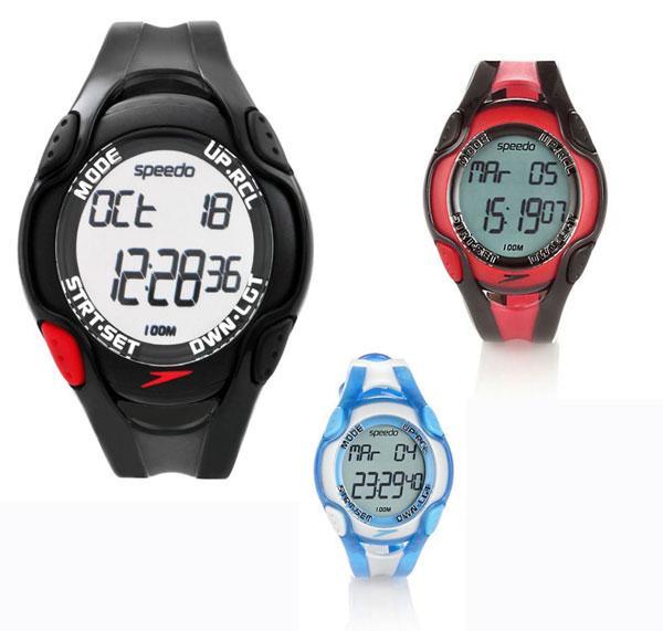 Speedo Aquacoach часы для плавания