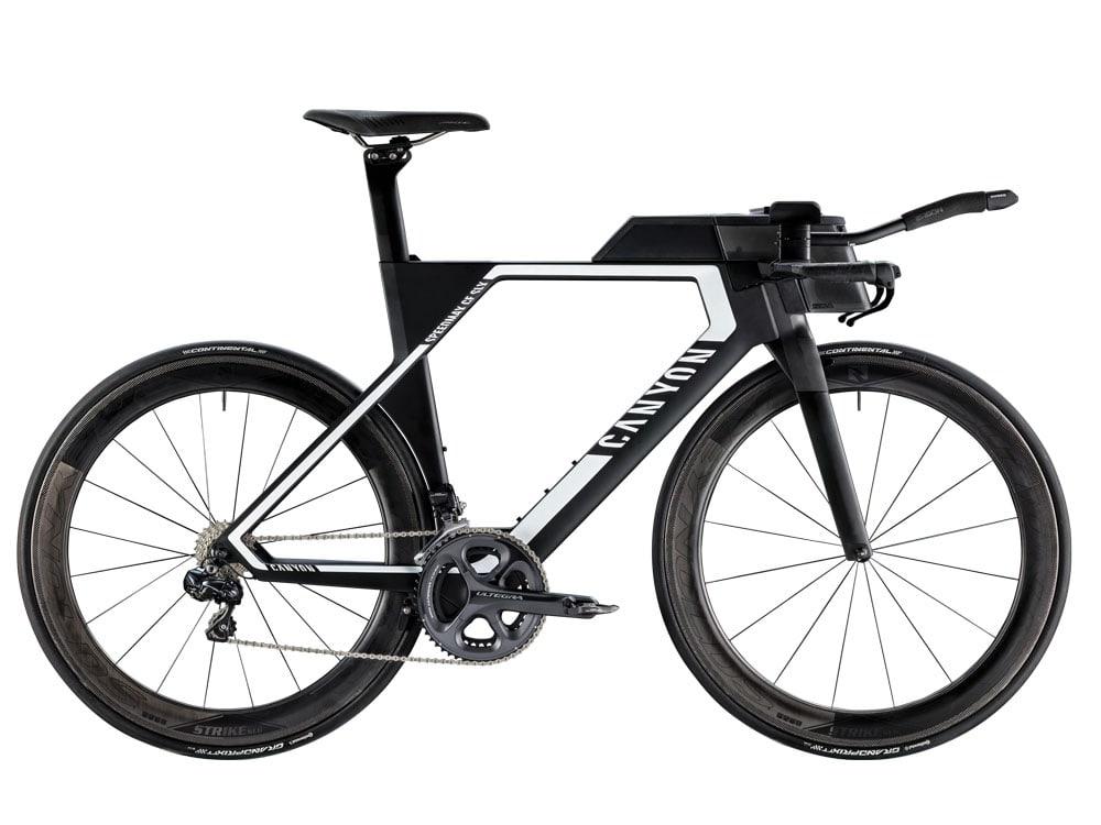 велосипед для триатлона Canyon Speedmax CF SLX 9.0
