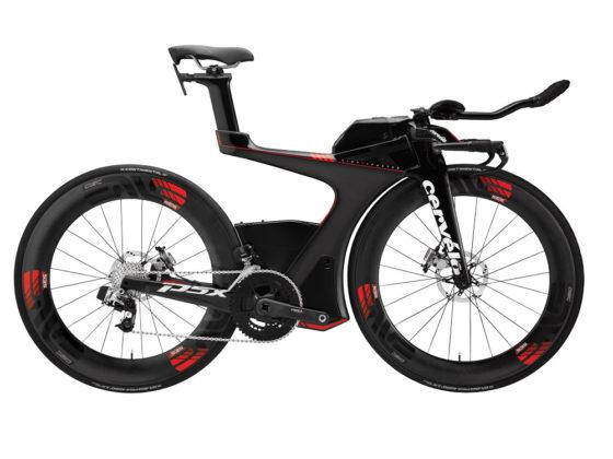 велосипед для триатлона Cervélo P5X SRAM Red eTap