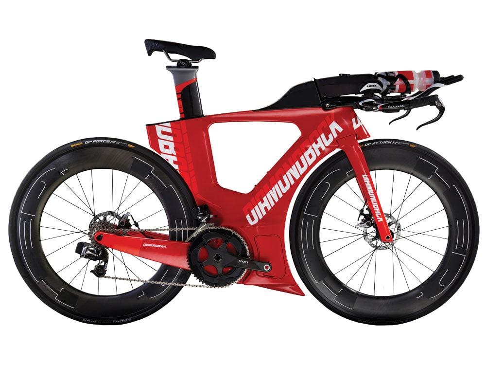 велосипед для триатлона Diamondback Andean