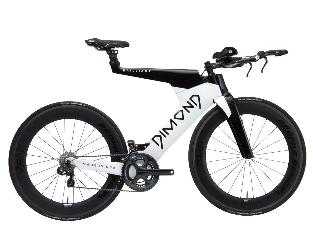 велосипед для триатлона Dimond Brilliant Race Build