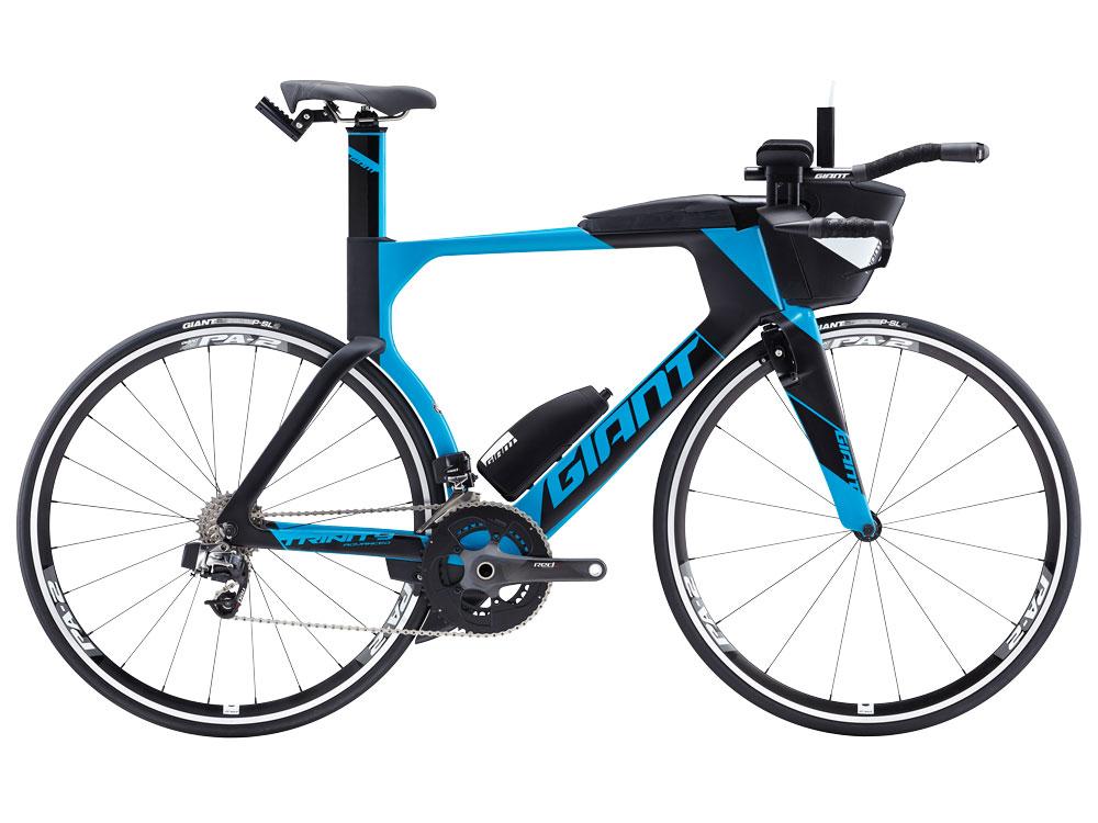 велосипед для триатлона Giant Trinity Advanced Pro 0