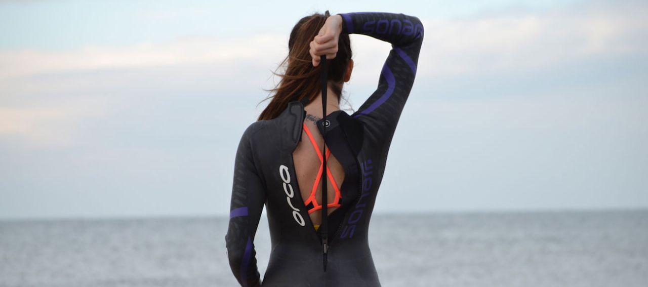 Как одевать гидрокостюм и не порвать его