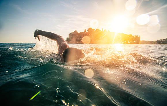 Как плыть быстрее в открытой воде