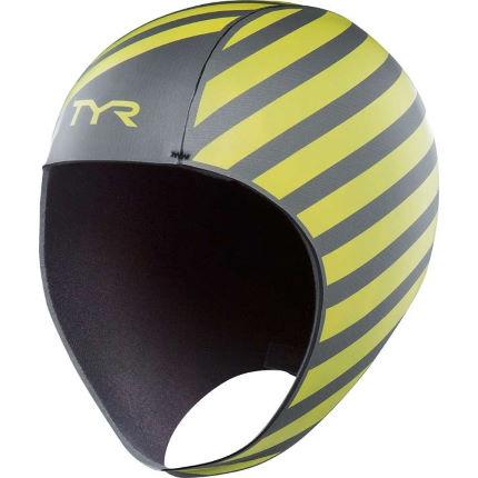 Неопреновая шапочка TYR для плавания в холодной воде