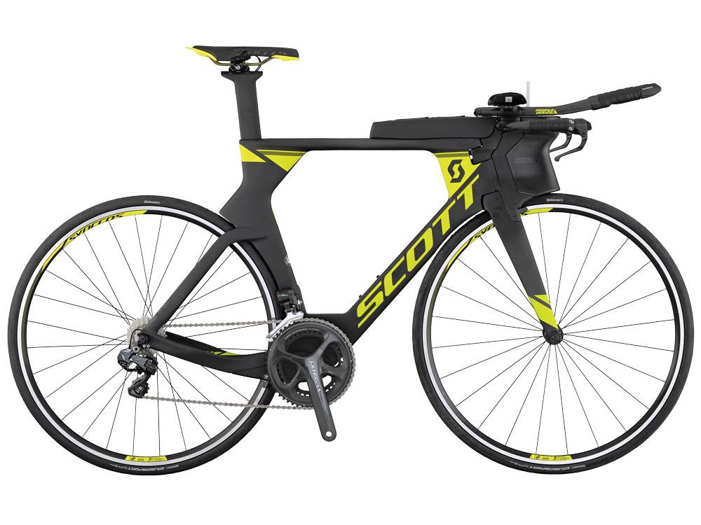 велосипед для триатлона Scott Plasma RC