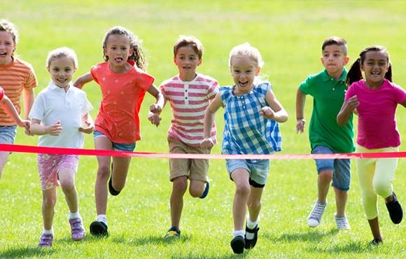 дети в спорте