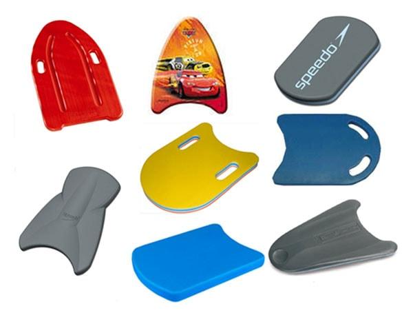 доски для плавания разной формы