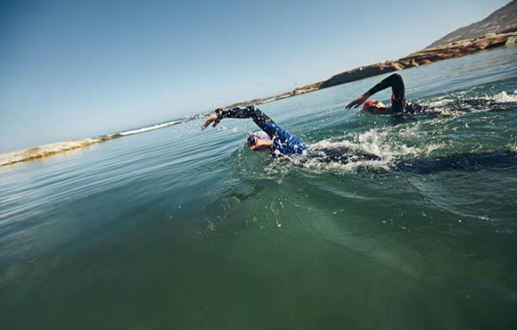 драфтинг в плавании