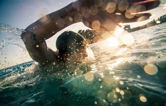 плавание в открытой воде