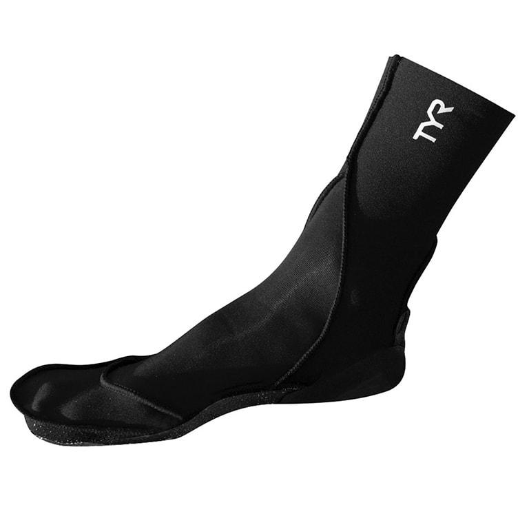 неопреновые носки tyr для плавания