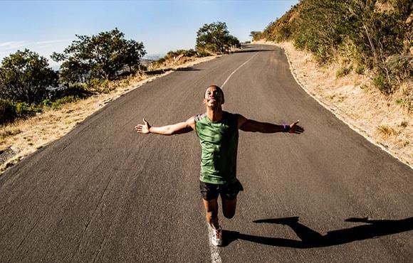 счастье от тренировок