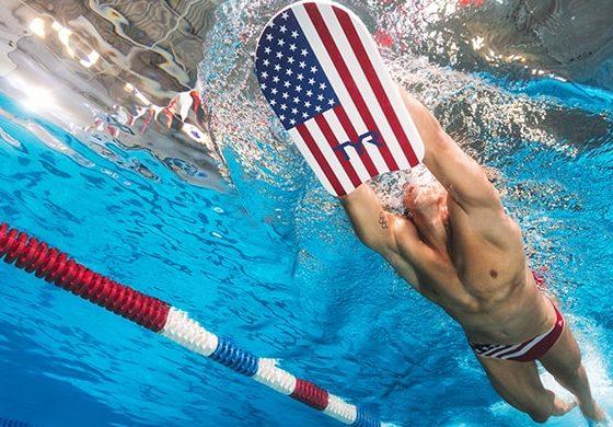 тренировка с досточкой плавание