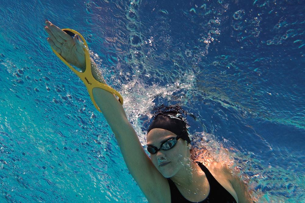 лопатки для плавания Finis Forearm Fulcrum Sr
