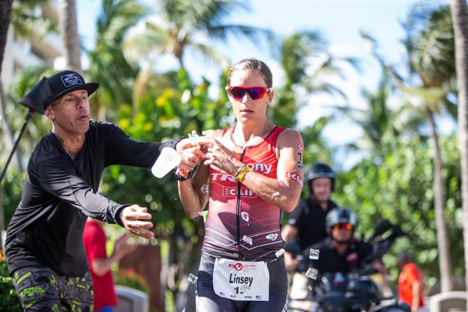Ironman питание на гонке и питье воды на бегу