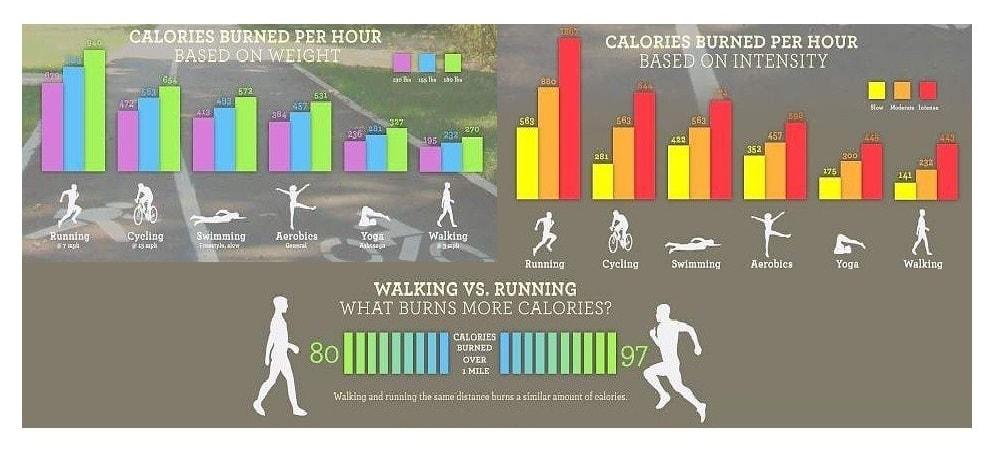 1f836ada3d9e Сколько калорий мы тратим при беге и ходьбе  - LIVELONG