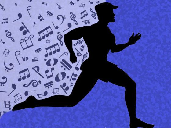 музыка и плейлисты для бега
