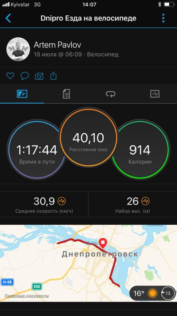 Вело тренировка средняя скорость 30