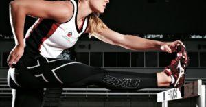 Компрессионные леггинсы для занятий спортом