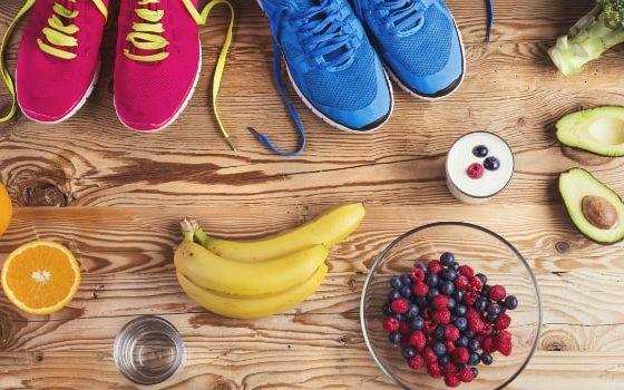 питание бегуна. Что нужно кушать занимаясь бегом