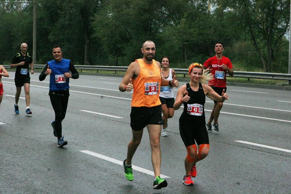 я марафонец 3
