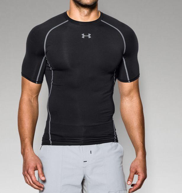 мужская компрессионная футболка