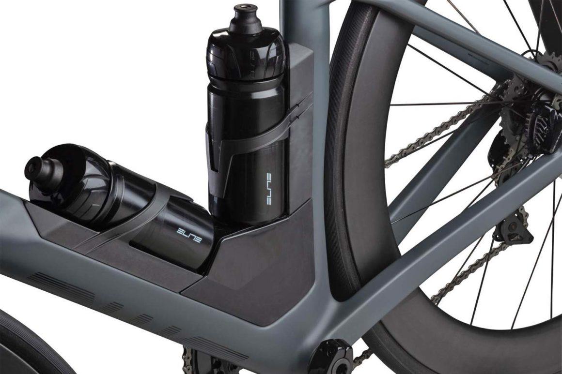 отсек для гидротации на велосипеде для триатлона