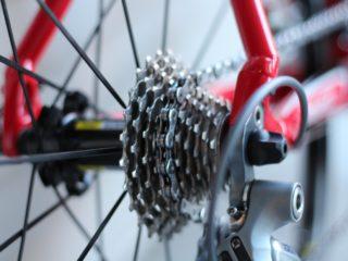 задняя звезда велосипеда