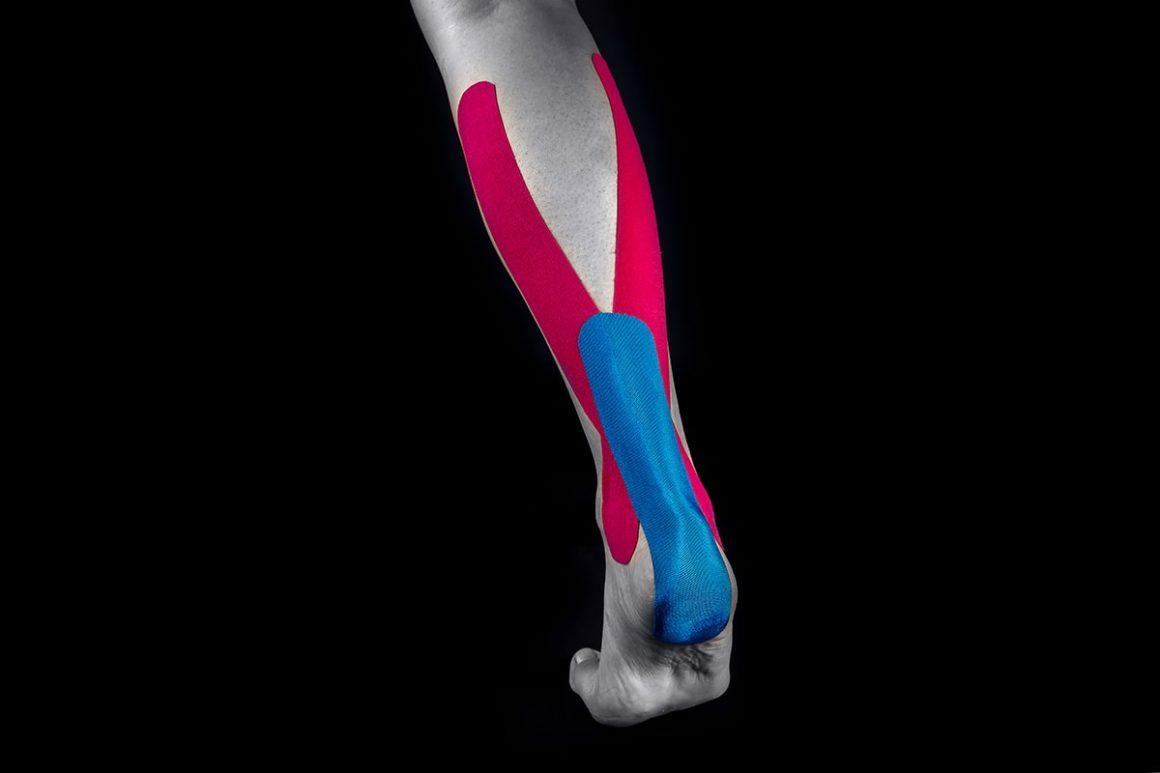 Икроножные мышцы и Ахиллово сухожилие