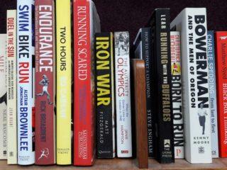 подборка книг про бег