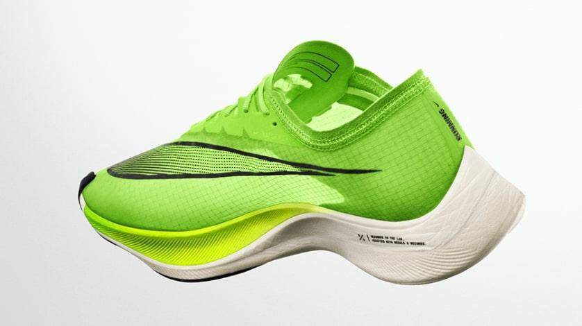 Nike ZoomX Vaporfly NEXT% вид сбоку