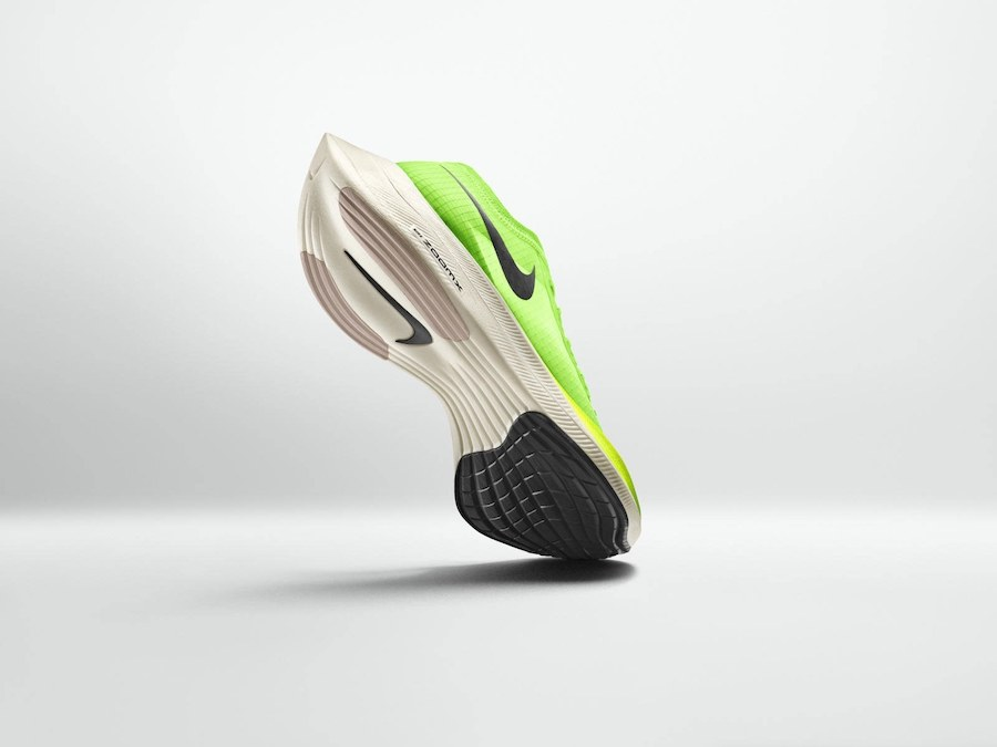 Nike ZoomX Vaporfly NEXT% вид снизу